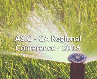 ASIC - CA Regional Conference - 2016