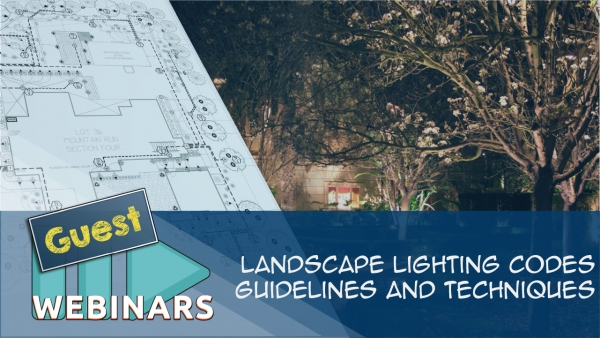 Landscape Lighting Codes, Guidelines, and Techniques
