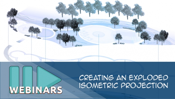 Creating an Exploded Isometric Projection
