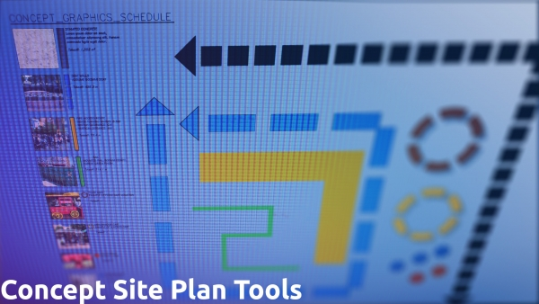 Concept Site Plan Tools