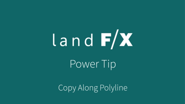 Copy Along Polyline Power Tip