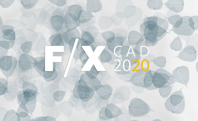 F/X CAD 2020 is now available