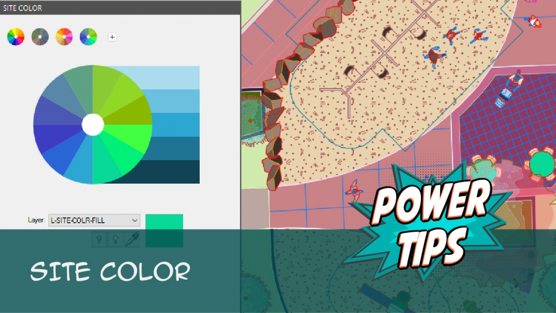 Power Tip: Site Color