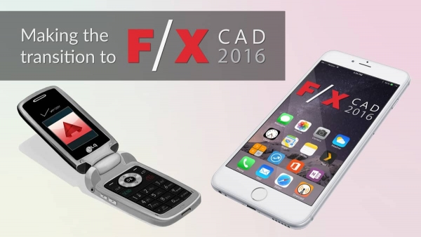 Making the Transition to F/X CAD 2016