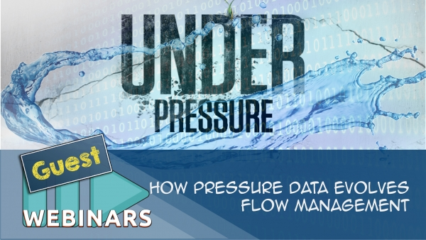 How Pressure Data Evolves Flow Management