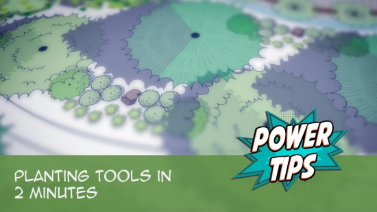 Power Tip: Planting Tools in 2 Minutes