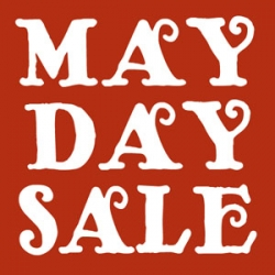 MAY DAY SALE - May 15th Only