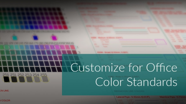 Customize For Office Color Standards Webinar