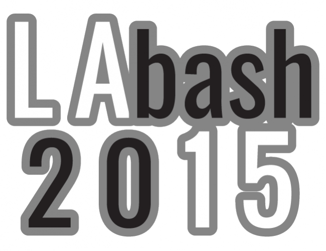 LAbash 2015 at Cal Poly SLO