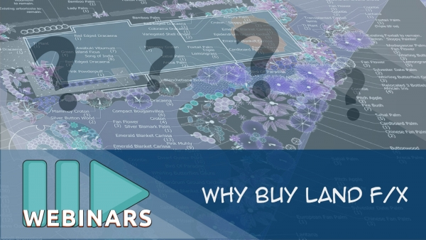 Why Buy Land F/X