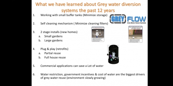 Greyflow: Greywater Systems