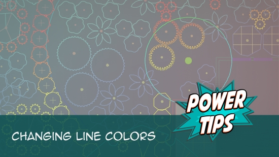 Power Tip: Changing Line Colors