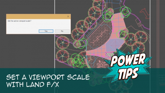 Power Tip: Set the Viewport Scale