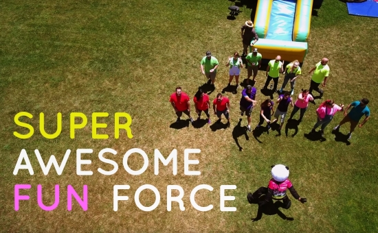 Super Awesome Fun Force