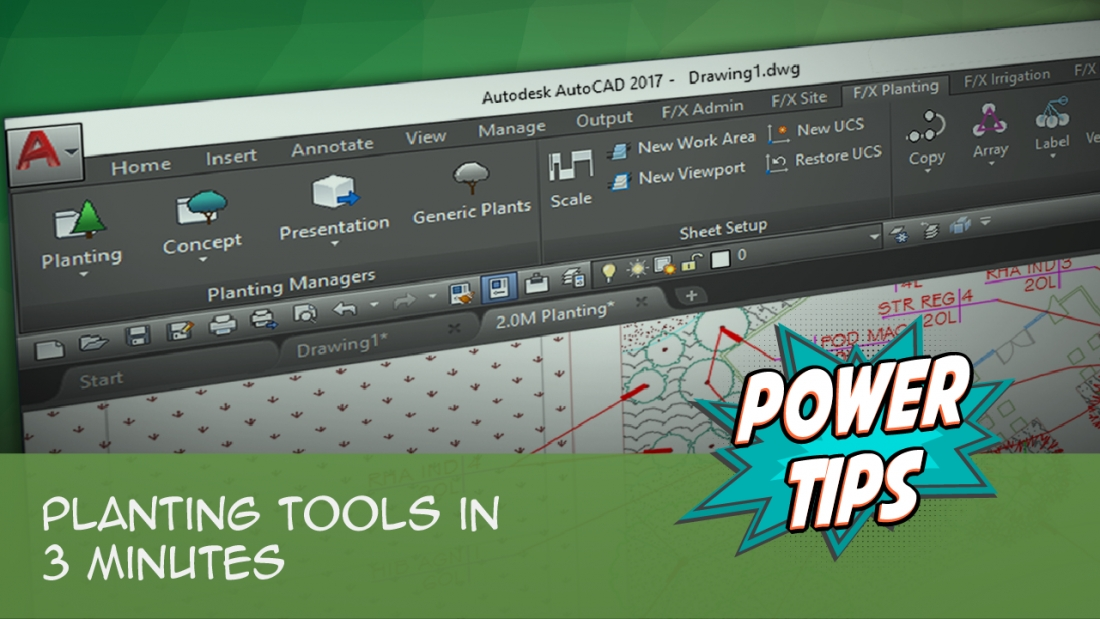 Power Tip: Planting Tools in 3 minutes