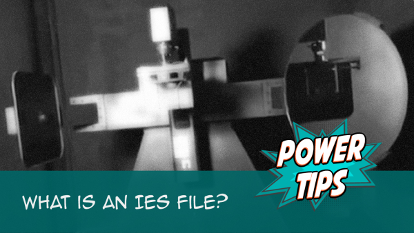 Power Tip: What Is An IES File?