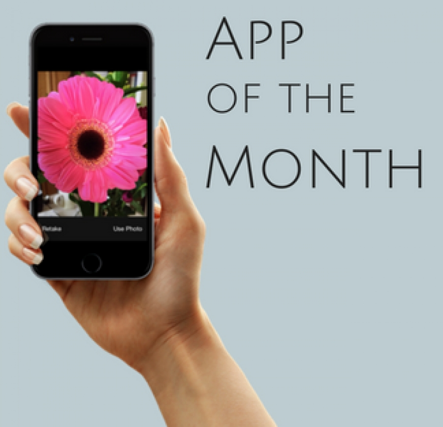 April's App Of The Month + A Yearly Renewal Read