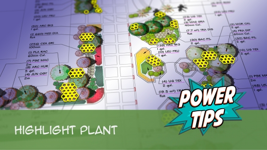 Power Tip: Highlight Plant