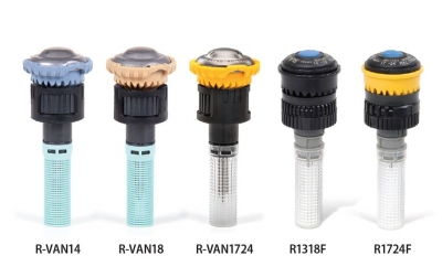 RainBird Product Line: Recent Additions & Discontinuations