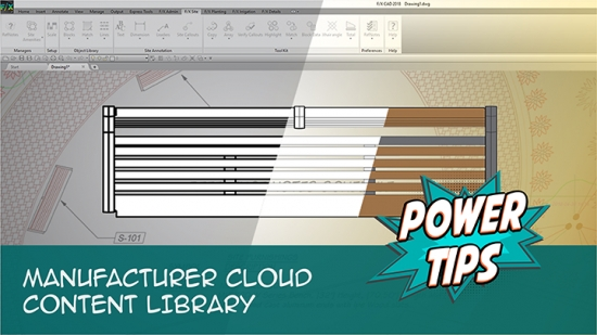 Power Tip: Manufacturer Cloud Content Library
